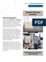 Ballistic and Perimeter Protection Catalog Bulletin
