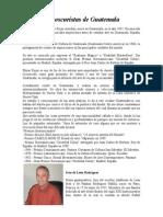 Claroscuristas de Guatemala