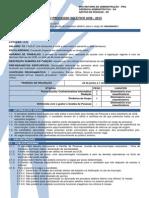 36° Edital UCB 2015-Técnico Administrativo
