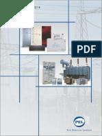 PEL Annual Report 2014