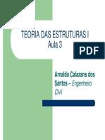TEORIA DAS ESTRUTURAS I aula 3.pdf