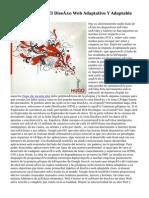 Diferencias Entre El Diseño Web Adaptativo Y Adaptable