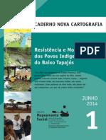 Cartografia Social_Baixo Tapajós