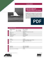 Dme-Atc Transponder Antenna Dm1i70