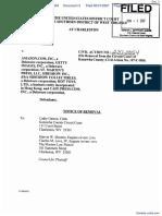 Curran v. Amazon.Com, Inc., et al - Document No. 3