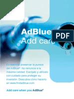 adblue funcionamiento