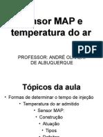 Sensor Map e de temperatura do ar