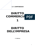 Diritto Commerciale Campobasso M