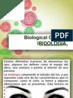1ra Clase Iridologia