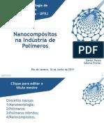 Nanocompósitos Na Indústria de Polímeros