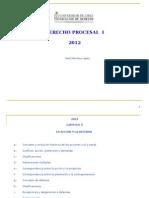 Capitulo v UCH 2012 La Accion y La Defensa