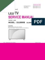 ( LJ46B ) 32LB580B-SB