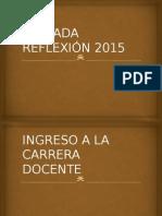 Jornada Reflexión 2015 Ppt