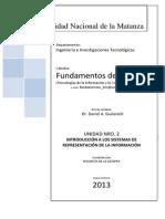 Fundamentos de Tics Unidad 2 Cuat 2 2013