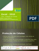 Proteger Planilhas e Células - Excel