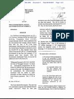 Futch v. Drug Enforcement Administration et al - Document No. 4