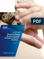 KPMG Family Business Financing Growth Summary English