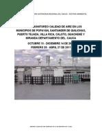 Informe Final Calidad de Aire Contrato 2010 2011 10-447