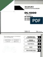 DL1000 Parts