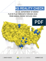 Shale Gas Reality Check (2015)