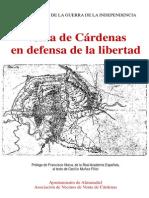 Venta de Cardenas en Defensa de La Libertad