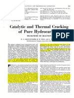 Greensfelder - Catalytic and Thermal Cracking of Pure Hydrocarbons (1949)