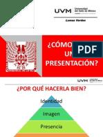 Como Hacer Una Presentación