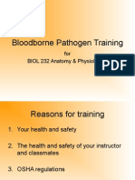 Bloodborne Pathogen Training (1)