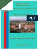 Manual Candidato Espcex 2015