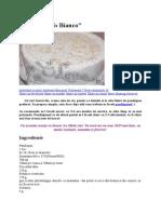 Tort Tartufo Bianco