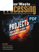 Water Waste Processing - February 2015