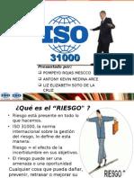 Gestion de riesgo- ISO 31000