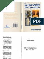 Steiner Rudolf - Los Doce Sentidos (Scan)
