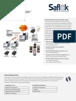 Saflok System 6000 Factsheet