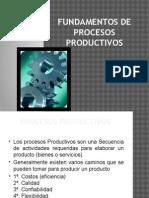 Procesos Productivos y Mantenimiento