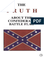 """""""The Truth About the Confederate Battle Flag """"by Pastor John Weaver"""
