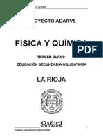 Fisica y Quimica 3 Eso La Rioja
