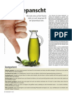 2011 11 Olivenöl Konsument