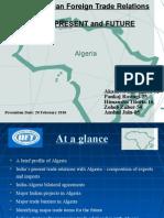 Final Presentation on Algeria