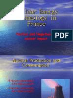 Nuclear Energy Technology in France[1]