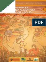 Políticas para la sSoberanía alimentaria. Avances y Desafíos