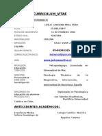 Curriculum Leslie Moll 2014 (1)