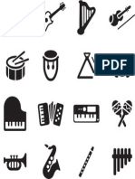 Instrument Icons Pg 1