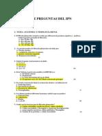 Cuestionario nefrología