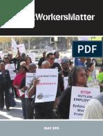 Black Workers Matter