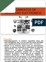 Fundamentos de Seguridad ELECTRONICA