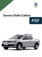 Ficha t Cnica Saveiro My 2016 Doble Cabina