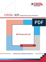 CRISIL Research Ier Report Jm Financial 2015