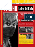 Tenchu 3 La Ira Del Cielo
