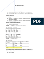 Informe Oscilaciones Rotatorias Libres y Forzadass